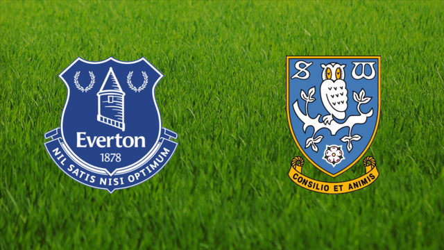 Everton FC vs. Sheffield Wednesday