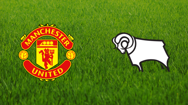Manchester United vs. Derby County