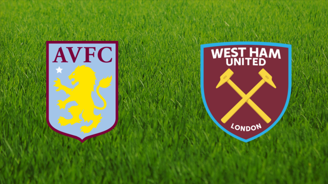 Aston Villa vs. West Ham United