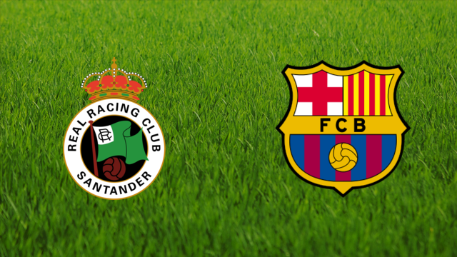 Racing de Santander vs. FC Barcelona B