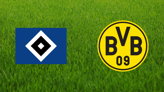 Hamburger SV vs. Borussia Dortmund