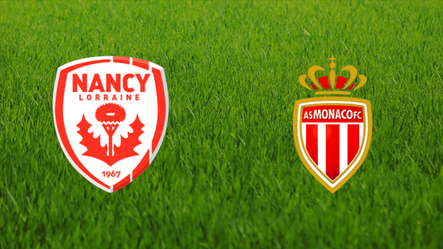 AS Nancy vs. AS Monaco