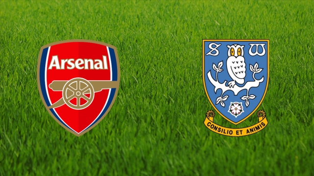 Arsenal FC vs. Sheffield Wednesday