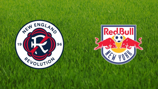 New England Revolution vs. New York Red Bulls