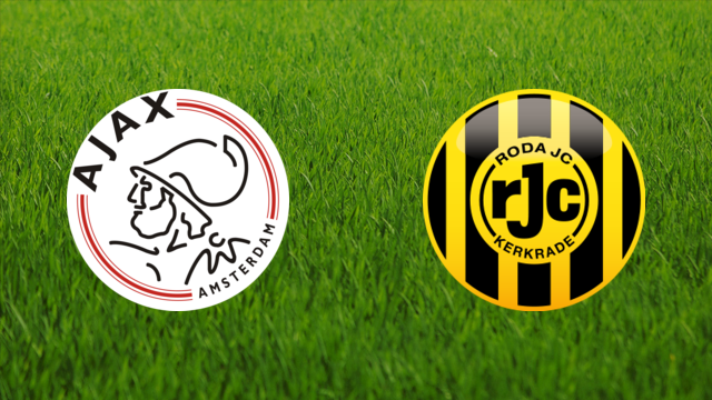AFC Ajax vs. Roda JC Kerkrade