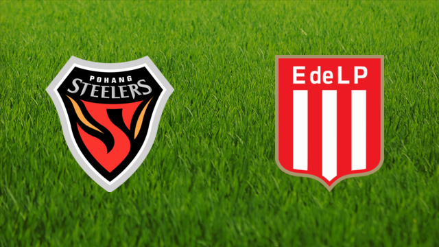 Pohang Steelers vs. Estudiantes de La Plata