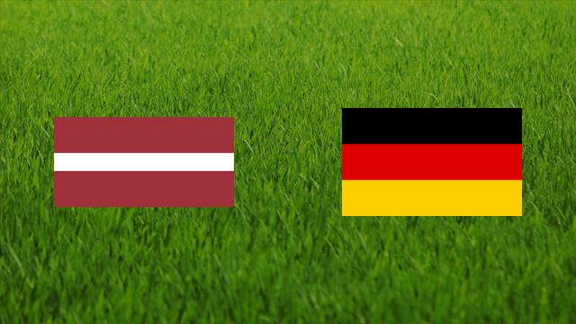 Latvia vs. Germany