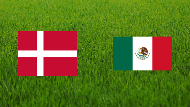Denmark vs. Mexico