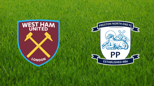 West Ham United vs. Preston North End