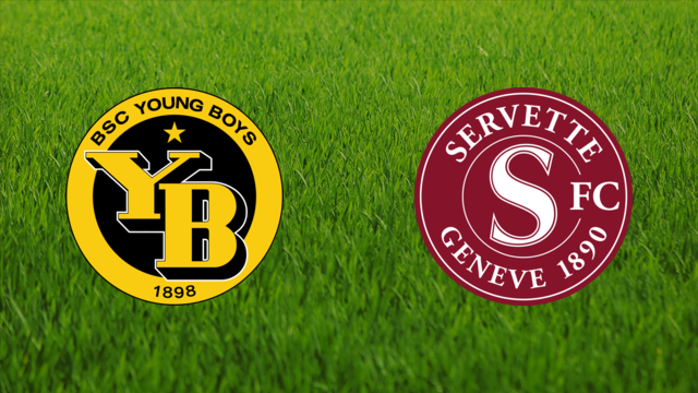 BSC Young Boys vs. Servette FC