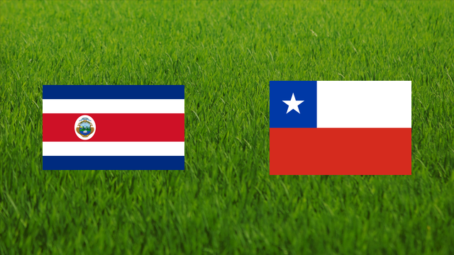 Costa Rica vs. Chile