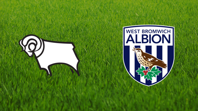 Derby County vs. West Bromwich Albion