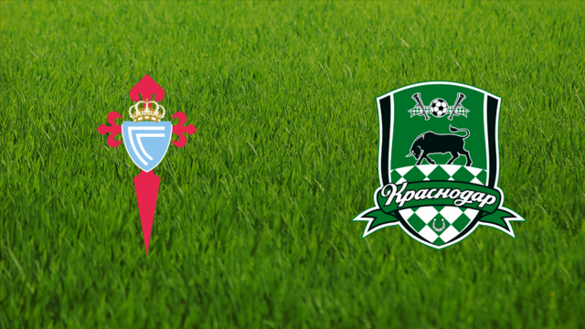 RC Celta vs. FC Krasnodar