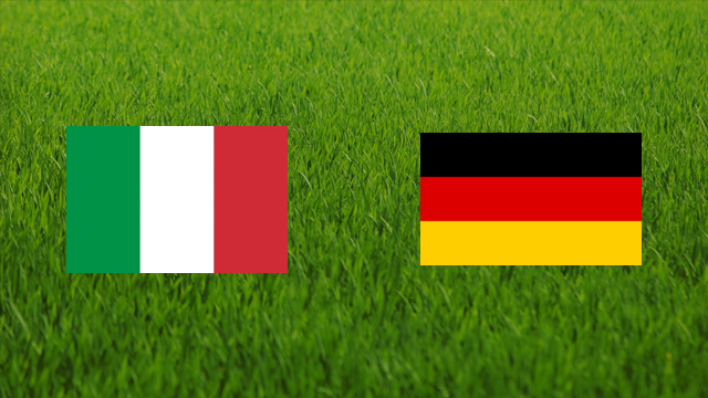 Italy vs. Germany