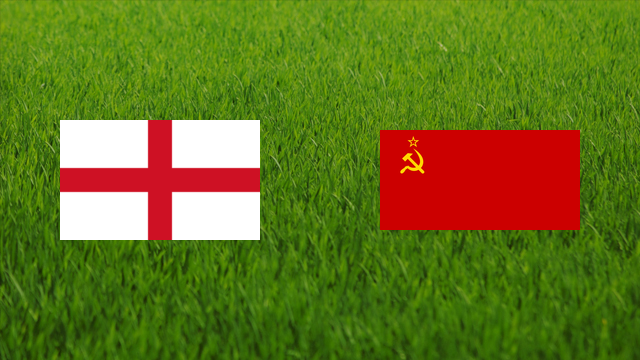 England vs. Soviet Union