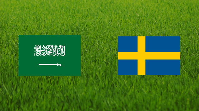 Saudi Arabia vs. Sweden