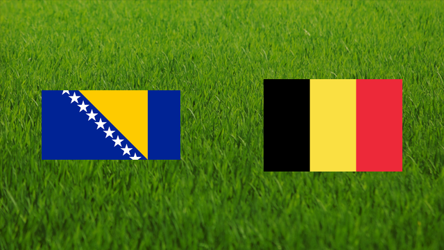 Bosnia and Herzegovina vs. Belgium