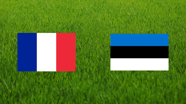France vs. Estonia
