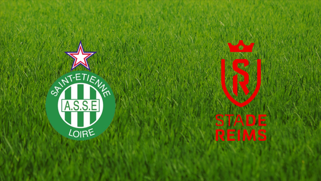 AS Saint-Étienne vs. Stade de Reims