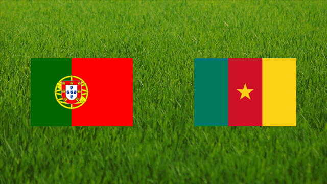 Portugal vs. Cameroon
