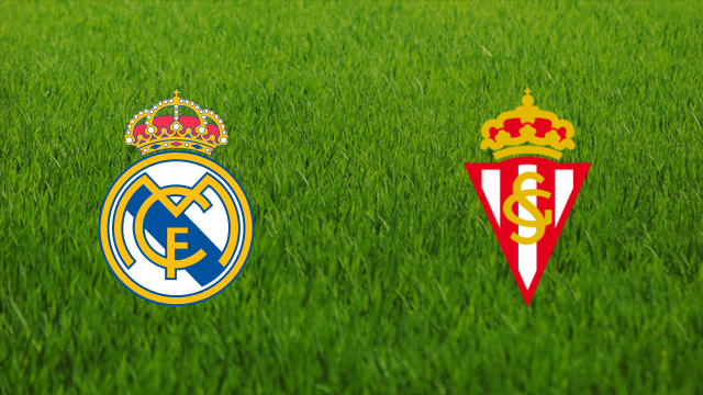 Real Madrid vs. Sporting de Gijón