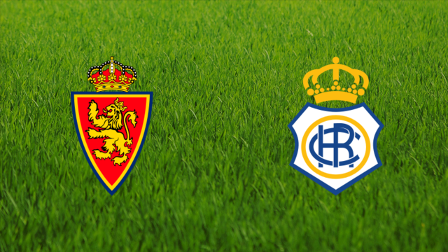 Real Zaragoza vs. Recreativo de Huelva