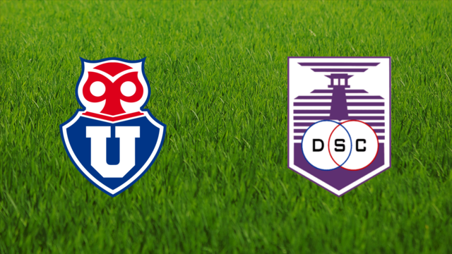 Universidad de Chile vs. Defensor Sporting