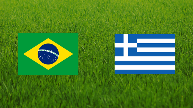 Brazil vs. Greece