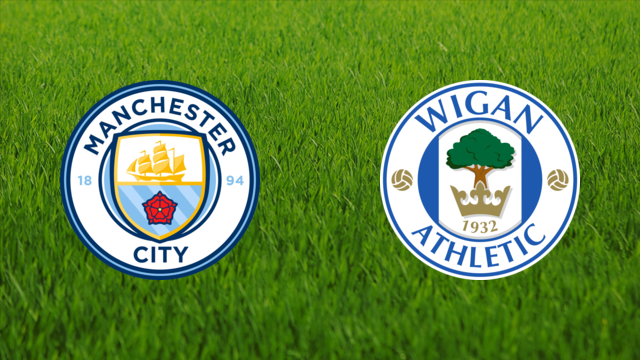 Manchester City vs. Wigan Athletic