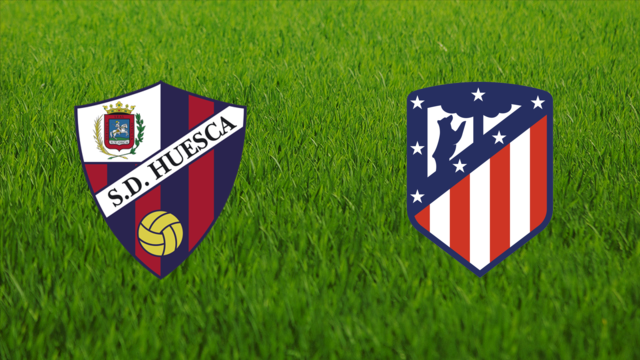 SD Huesca vs. Atlético de Madrid