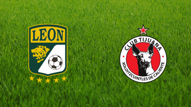 Club León vs. Club Tijuana