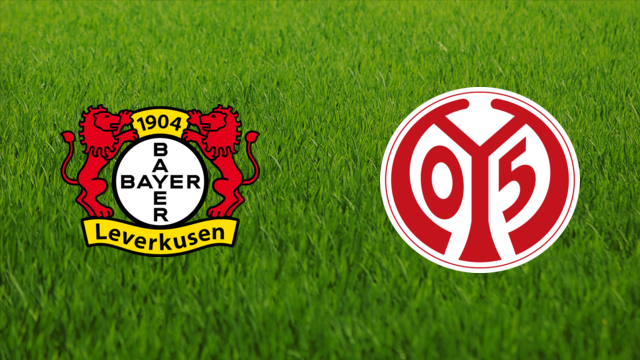 Bayer Leverkusen vs. Mainz 05