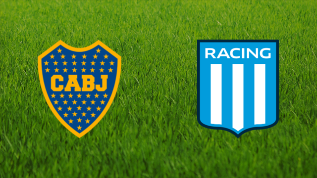 Boca Juniors vs. Racing Club
