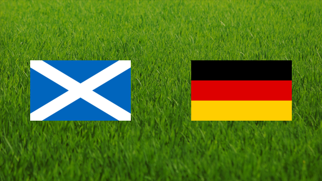Scotland vs. Germany