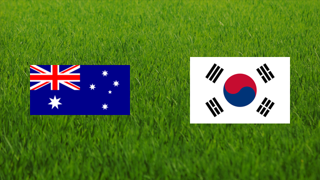 Australia vs. South Korea