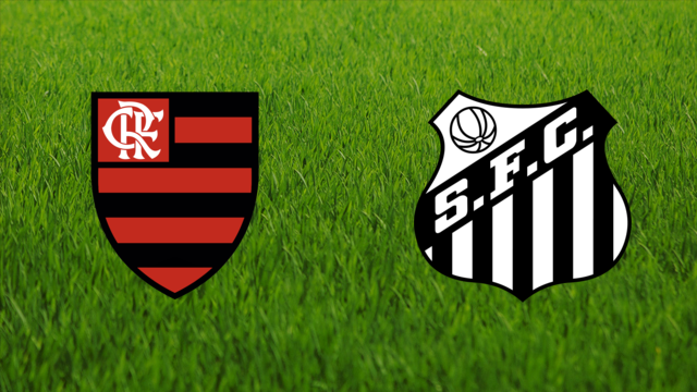 CR Flamengo vs. Santos FC