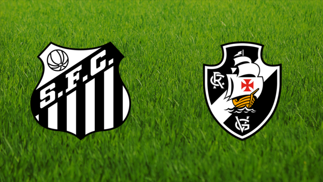 Santos FC vs. CR Vasco da Gama