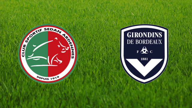 CS Sedan vs. Girondins de Bordeaux