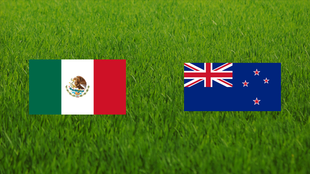 Mexico vs. New Zealand