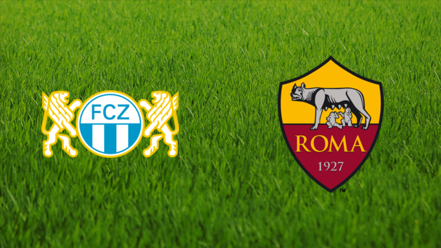 FC Zürich vs. AS Roma