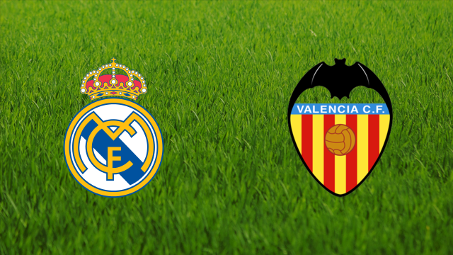 Real Madrid vs. Valencia CF