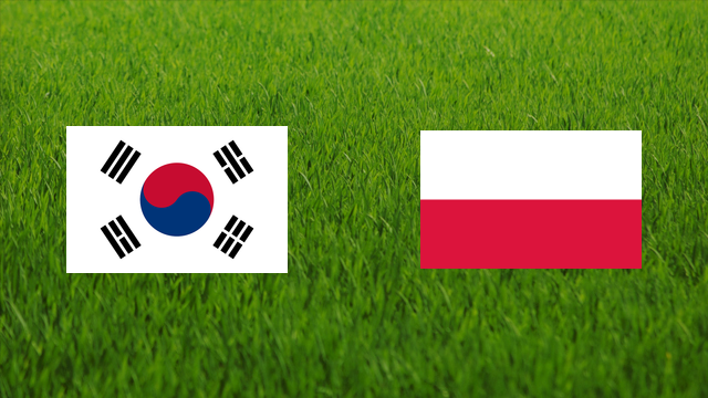 South Korea vs. Poland