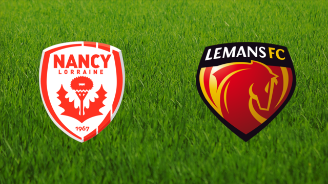 AS Nancy vs. Le Mans FC