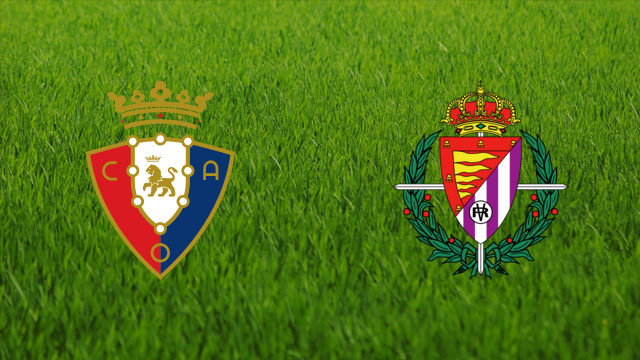 CA Osasuna vs. Real Valladolid