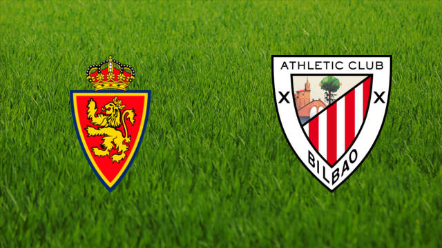 Real Zaragoza vs. Athletic de Bilbao