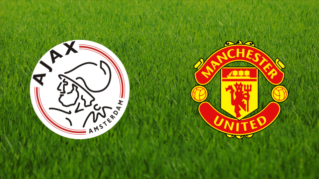 AFC Ajax vs. Manchester United