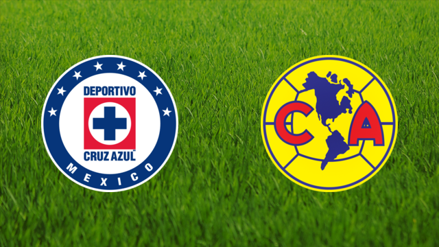 Cruz Azul vs. Club América