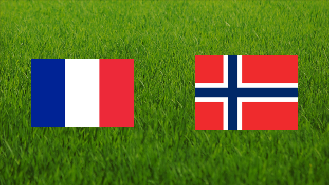 France vs. Norway