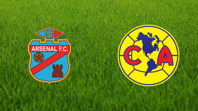 Arsenal de Sarandí vs. Club América