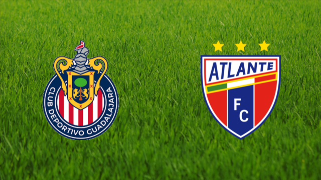 CD Guadalajara vs. CF Atlante